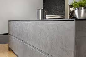 cuisine effet beton cuisine béton ciré