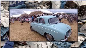 1959 renault dauphine démarrage d u0027une renault dauphine à saumur pour la sortie vélo