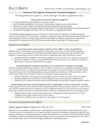Logistics Resume Examples by Executive Resumes For The Apparel Industry Prove You U0027re Cut From