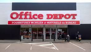 office depot fournitures de bureau office depot office equipment rue de la côte de nacre