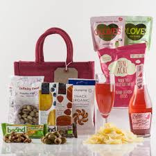 Vegetarian Gift Basket Vegetarian Treat Gift Bag Luxury Veggie Food Treats Yumbles Com