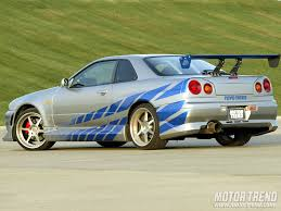 nissan skyline years made greenlight collectibles made 2 fast 2 furious movie car nissan