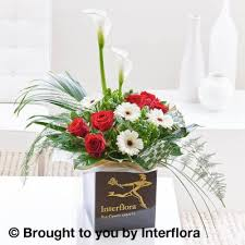 Calla Lily Flower Delivery - extravagant red rose and calla lily hand tied booker flowers and