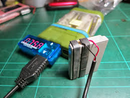 diy phone charger taiwan camping 台灣露營