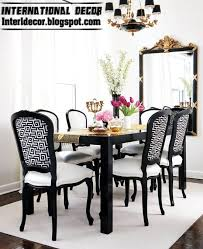 Italian Dining Tables And Chairs Home Exterior Designs Modern Luxury Italian Dining Room
