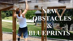ninja warrior course new obstacles u0026 blueprints how to build