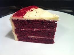 tesco finest red velvet cake review
