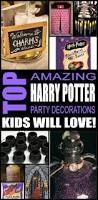 best 25 diy harry potter party decorations ideas on pinterest
