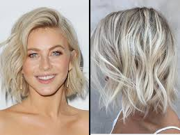 what kind of hairstyle does julienne huff have in safe haven julianne hough celebrates her engagement with a haircut and more