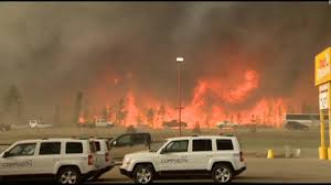 Largest Wildfire In Alberta History by Entire City Evacuated Amid Wildfire In Alberta Canada Cnn