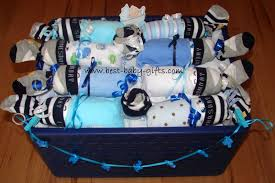 unique boy diaper cakes instructions and photos of cute boy