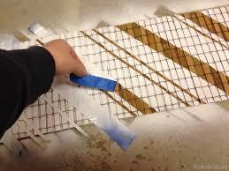Painting Bamboo Floors Repurposing Bamboo Blinds Into Art Reality Daydream