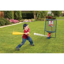 little tikes totsports t ball set multi color walmart com
