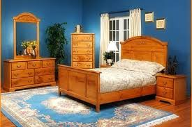 Pine Bed Set Solid Pine Bedroom Sets Knotty Pine Bedroom Furniture The