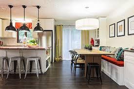Do You Install Flooring Before Kitchen Cabinets Can You Install Tile Over Vinyl Flooring