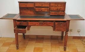 bureau louis philippe occasion bureau style louis philippe en noyer et meubles décoration