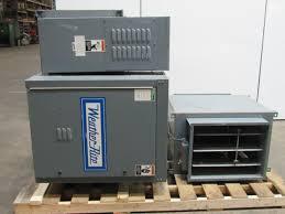 weather rite artt 112hhl direct fired air make up unit 3000cfm nat