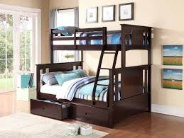 Jerome Collection Espresso - Espresso bunk bed