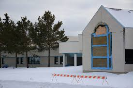 Seeking New Living Waters Seeking New Elementary School Whitecourt