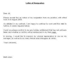 ideas of resignation letter for government employee india about