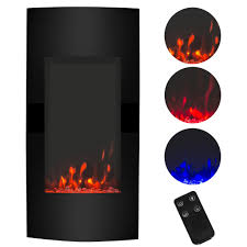 best wall mounted fireplaces electric 38