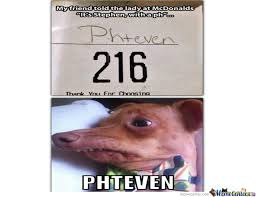 Ph Memes - steven with a ph by foodguy meme center