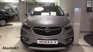 vauxhall mokka 2017 opel mokka x 2017 in depth review interior exterior youtube