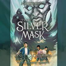 silver mask the silver mask by black clare