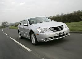 chrysler sebring saloon review 2007 2009 parkers