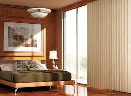 smart window treatments for sliding glass door home decor and