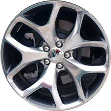 dodge challenger wheels aly2523u90 dodge charger challenger wheel polished 1zv911staa