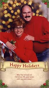 a collection of the bergeron family u0027s funniest holiday cards good