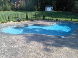 Mountain Lake Pool Design by Gallery