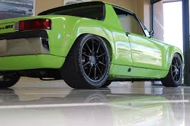 green subaru wrx porsche 914 wrx sounds cool but is it 40 000 cool