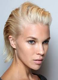 look at short haircuts from the back image result for combed back haircut women hair style