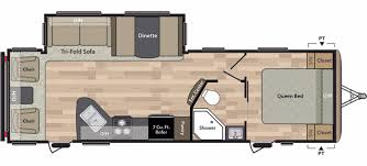 Rv Trailer Floor Plans Prowler Travel Trailers Floor Plans 8 Awesome 5th Wheel Camper