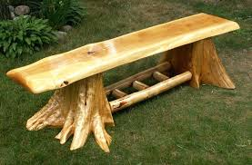 tables made from logs furniture made from logs rustic log benches log chairs furniture