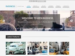 21 best free business wordpress themes 2017