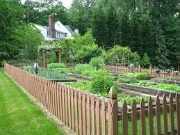 Garden Barrier Ideas Small Landscaping Fences Garden Fences Ideas Pictures