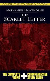 the scarlet letter dover thrift study edition by nathaniel