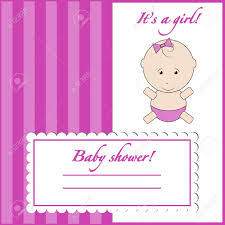 Invitation Card Picture Baby Shower Invitation Card It U0027s A Royalty Free Cliparts