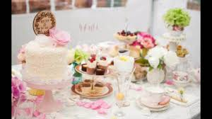 kitchen tea party themed decorating ideas youtube