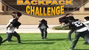 Challenge Compilation Ultimate Backpack Challenge Compilation Backpackchallenge