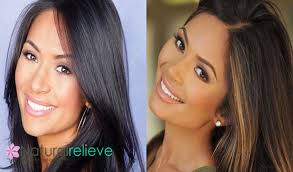 lighten you dyed black hair naturally how to lighten dark hair without bleach naturally