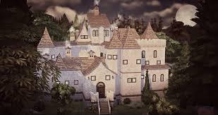 dracula castle bran castle studiosims creation