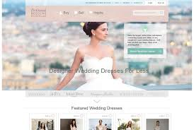 Preowned Wedding Dress Best Sites To Buy Preowned Wedding Dress