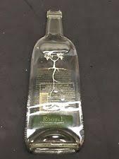 flattened wine bottle platter melted bottle ebay