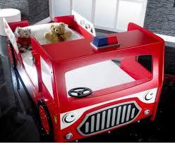 Fire Engine Bed Frankie Fire Engine Kids Novelty Bed