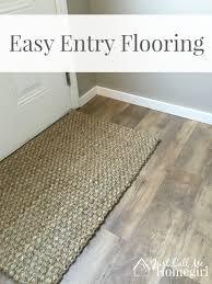 Easy Flooring Ideas Easy Entry Flooring Just Call Me Homegirl