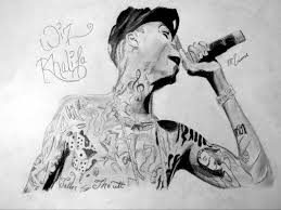 24 best drawings images on pinterest wiz khalifa hiphop and rapper